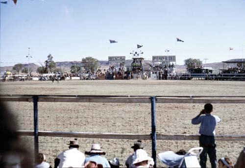 Mt Isa rodeo